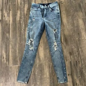 Highrise express jeans
